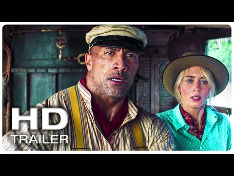 JUNGLE CRUISE Trailer #1 Official (NEW 2020) Dwayne Johnson, Emily Blunt Disney Movie HD
