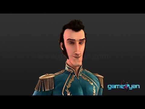 Montilla Cartoon Character Rigging Animation in Maya Modeling Tutorial Video For Short CGI Film
