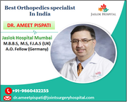 Dr. Ameet Pispati Redefining Total Hip Replacement For Active Patients