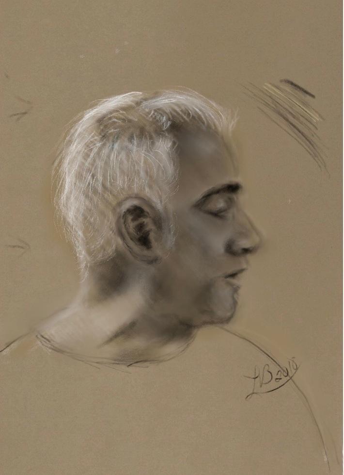 Portrait ipastels