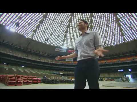 Impossible Engineering - Astrodome With Alfred Castillo