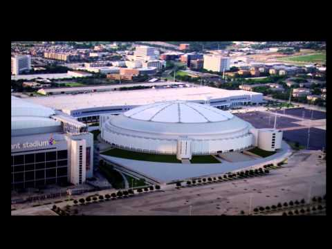 A Look at the Future of the Houston Astrodome
