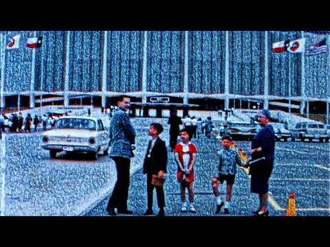 Houston Astrodome Opening Day (Apr. 9, 1965)