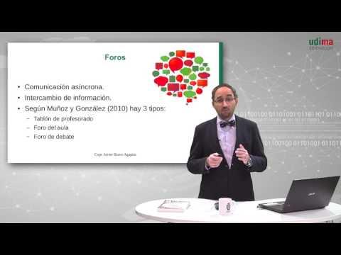 Herramientas de las plataformas en entornos virtuales de aprendizaje
