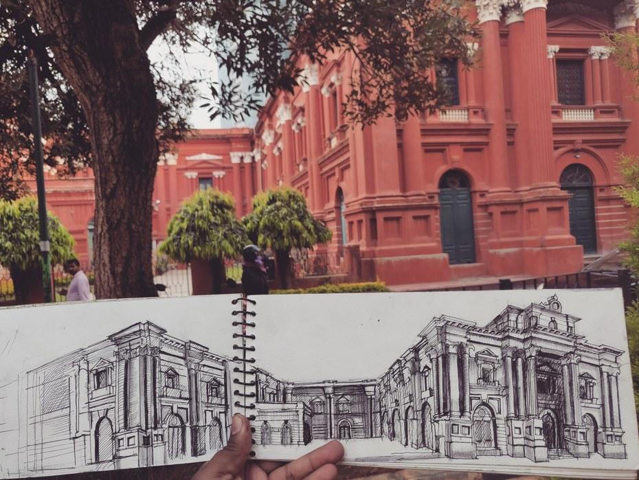Venkatappa Art Gallery