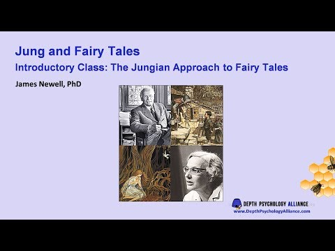 An Introduction to Jung and Fairy Tales - Video replay