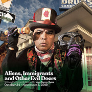 """Aliens, Immigrants & Other Evil Doers"""" at LATC"""