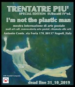 I'm not the plastic man