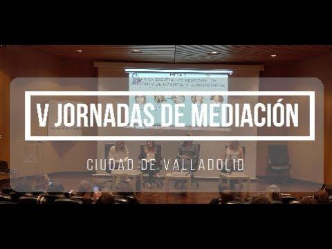 V Jornadas Mediación Ciudad Valladolid de Procumedia