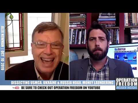 Alex Newman: Dissects the US, Mexico, Canada Trade Agreement - Part 1