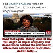 Maxine says