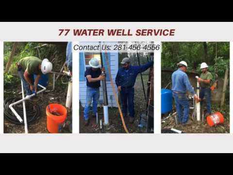 Well Chlorination Houston TX|Water Well Service Houston TX