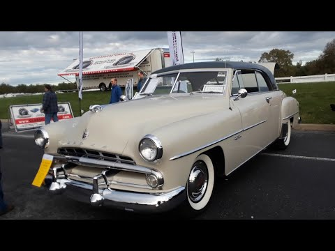 Shopping the Car Corral At the  2019 AACA Fall Meet Hershey