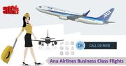 Ana Airlines Business Class Flights - Book at Affordable Flights Ticket