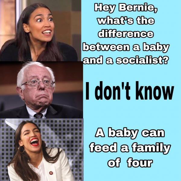 Hey Bernie