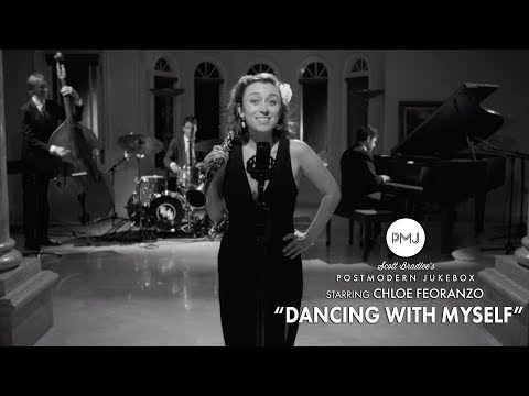 Dancing With Myself - Postmodern Jukebox Billy Idol Cover ft. Chloe Feoranzo