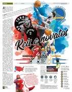 Reis e novatos NBA - Metro 2019