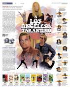 A Los Angeles de Tarantino - Metro 2019