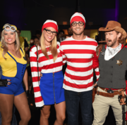 Halloween Costume Party + FREE Food in Morristown