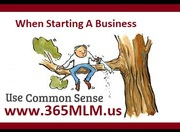 Sisel Use Common Sense - www.365MLM.us