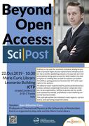 Beyond Open Access: SciPost