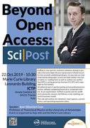 Beyond Open Access: SciPost