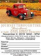 JOURNEY THROUGH TIME -Covington, GA