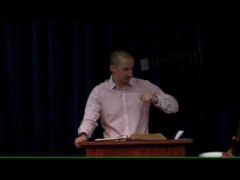 03 Skriflesing en Preek tydens Ontmoeting by PVR Gemeenskapskerk op 2019-10-13