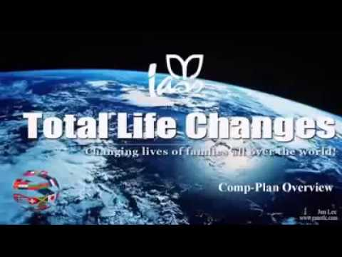 Total Life Changes TLC  презентация на русском