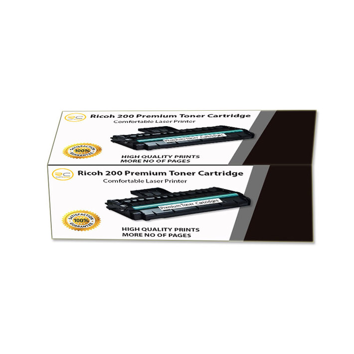 Buy RICOH200 PREMIUM TONER CARTRIDGE, from Rastogi cartridges