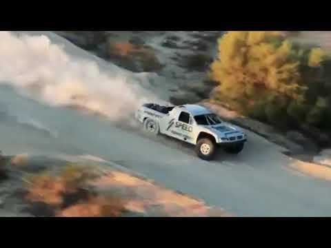 2019 Robby Gordon 4wd Trophy Truck Test
