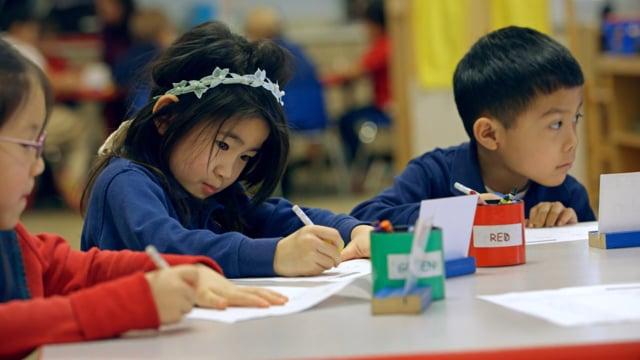 Christian Preschools - Los Gatos Christian School