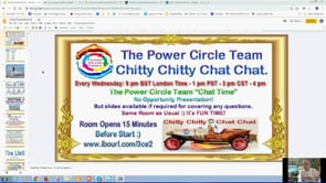 Chitty Chitty Chat Chat Simple Marketing Training Webinar Replay 2nd Oct 2019