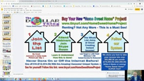 "New Unique Way To Buy a New ""Home Sweet Home"" Project Webinar Replay 1st Oct 2019"