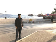 Chief Scout For India Sandeep Marwah in Greece