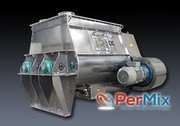 Fluidized Zone Mixer