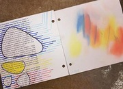 10_18_19 Art Journal Page