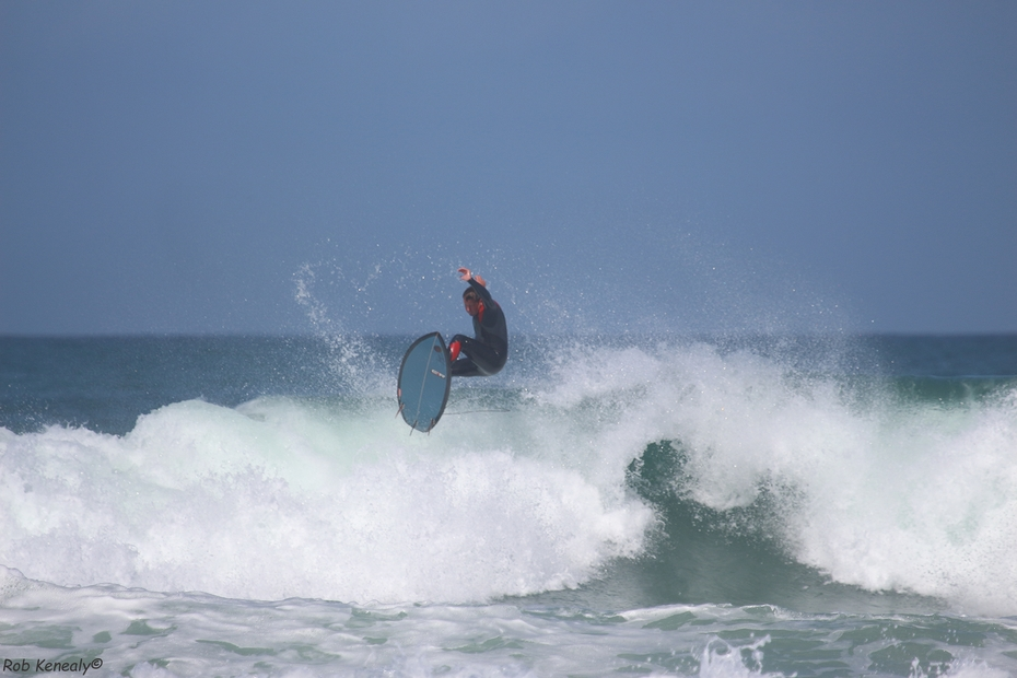 Darren Sturgess..Flying High ..West Coast