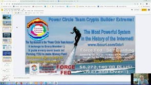 The Internets Fastest Money Maker - Power Circle Team Crypto Builder Webinar Replay 2nd Oct 2019