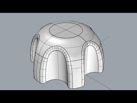 How to model a RoundedKnob