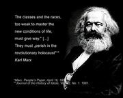 revolutionary holocaust