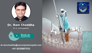 Dr. Ram Chaddha Redefines Spine Surgery With New Surgical Robot