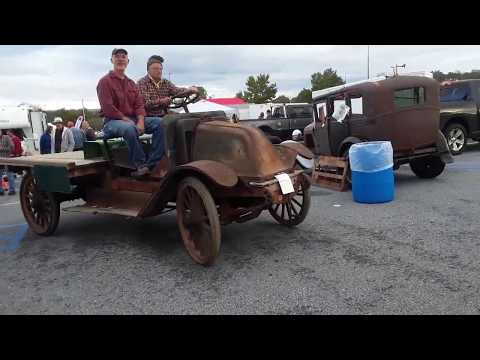 Automotive History Comes To Life Driving Around the 2019 AACA Fall Meet, Hershey