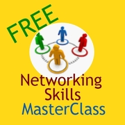 FREE Networking Skills WorkingLunch, Cobham