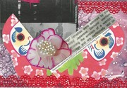 Mail Art A TOUCH OF JAPAN