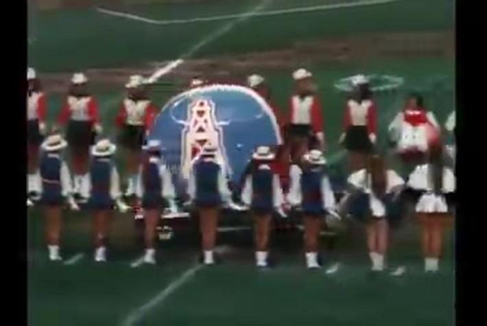 Oilers vs Jet 1972