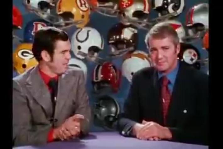 Oilers vs Steelers 1971: Part One