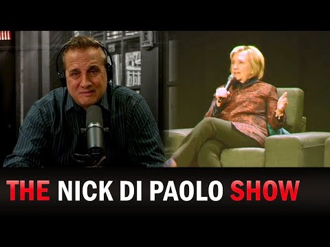 Hillary 2020? Nick Trashes Hillary's Latest 'Visibility' Stunt | The Nick Di Paolo Show