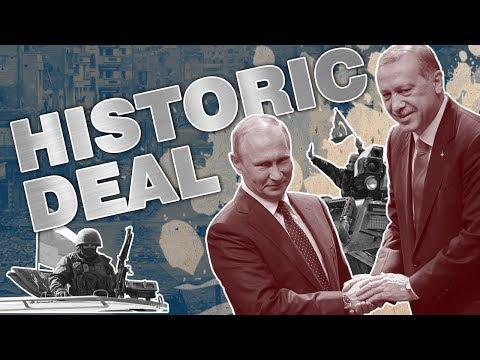 Syrian War Report – October 23, 2019: Erdogan, Putin Reach 'Historic Deal' On Northern Syria