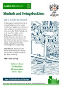 Students and Swingebucklers